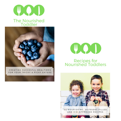 Nourished Toddler Program & Recipes Bundle