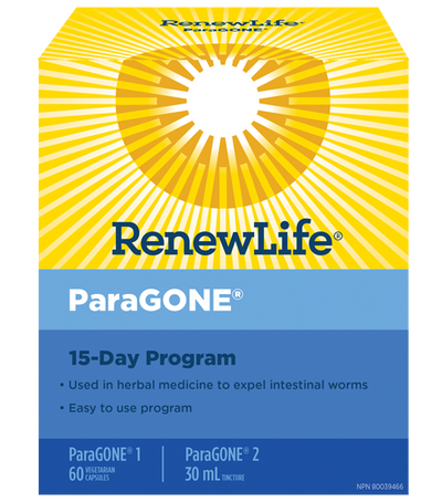 Paragone - 15 Day Parasite Cleanse