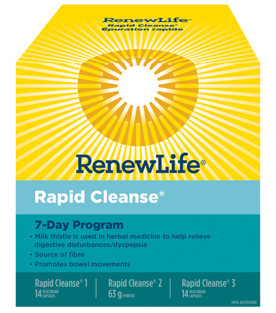 Rapid Cleanse Kit - 7 Day Program