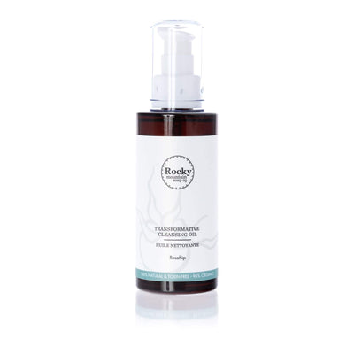 Rosehip Transformative Cleansing Oil