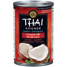 Thai Kitchen Canned Organic Coconut Milk - 400 ml