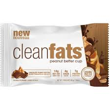 Nutraphase Clean Fats Peanut Butter Cup Bars