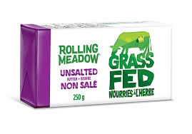 Rolling Meadows Grass Fed Butter