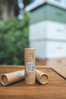 Willow Street Bees All Natural Lip Balms