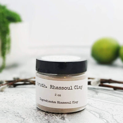 Truth Rhassoul Clay Mask
