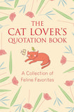 Cat Lover's Quotation Book