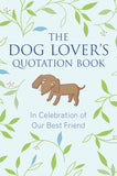 Dog Lover's Quotation Book