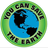 """You Can Save the Earth"" Button"