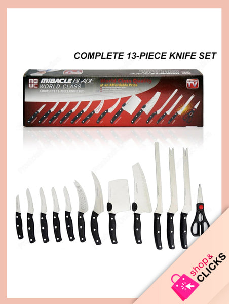 MIRACLE BLADE KNIFE