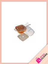 BEST SELLING 5 in 1 SQUARE PAN
