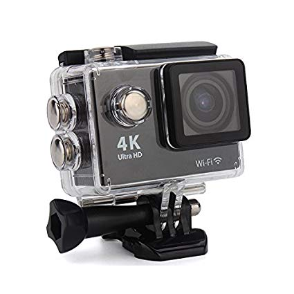 1080P HD / 4K ULTRA HD SPORTS ACTION CAMERA