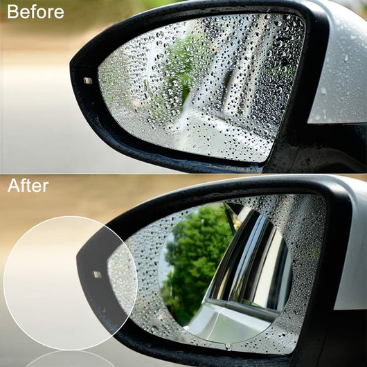 Waterproof Car Rearview Mirror Anti For Protection Film (Buy 1 take 4)