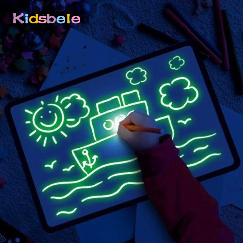 Light Drawing Pad - Magic Drawing ™