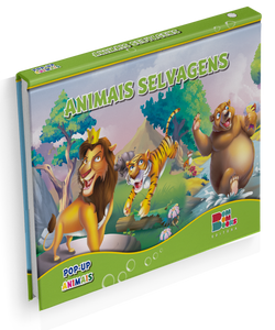 POP-UP: ANIMAIS SELVAGENS