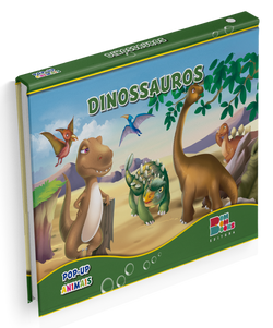 POP-UP: DINOSSAUROS