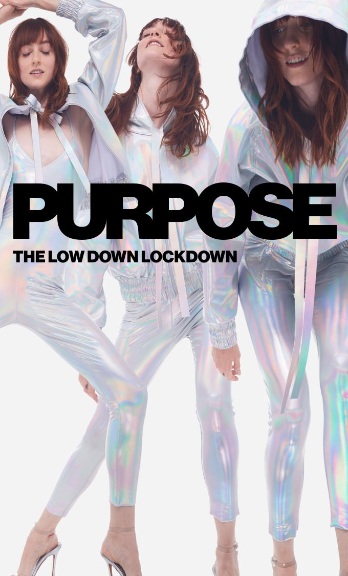 Purpose: the low down lockdown
