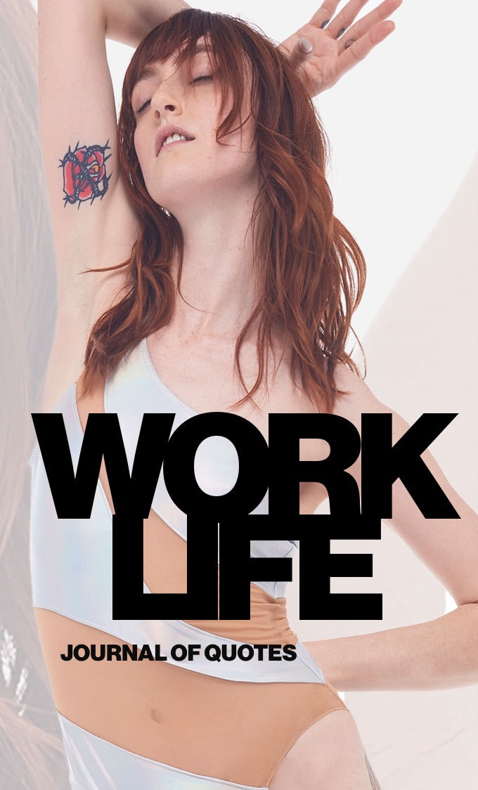 Worklife: journal of quotes