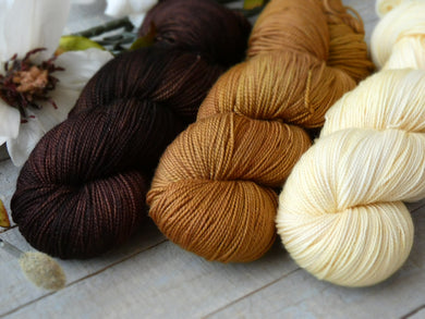 Ancestral set - Fall for November yarns
