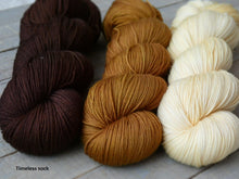 Load image into Gallery viewer, Ancestral set - Timeless sock - Fall for November yarns