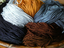 Load image into Gallery viewer, Autumn Frost set - Noble sock - Fall for November yarns