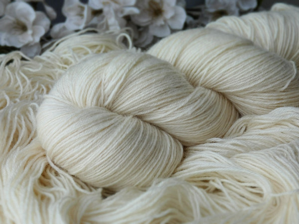 BFL fingering - Fall for November yarns