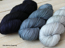 Load image into Gallery viewer, Celestial set - Elite fingering - Fall for November yarns