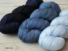 Load image into Gallery viewer, Celestial set - Noble sock - Fall for November yarns
