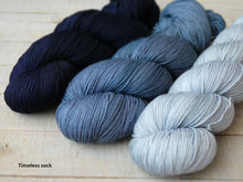 Load image into Gallery viewer, Celestial set - Timeless sock - Fall for November yarns
