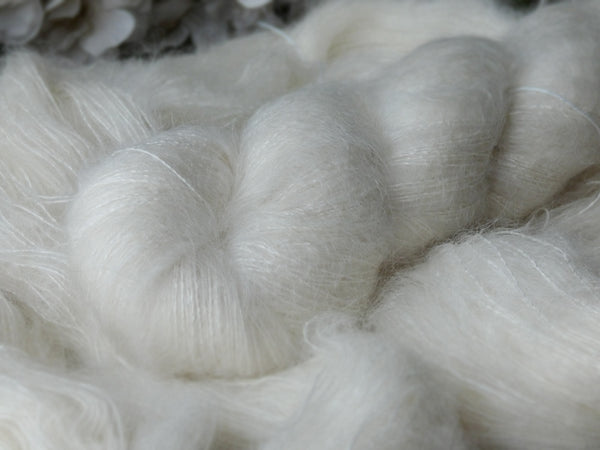 Dreamy Mohair - Fall for November yarns