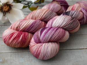 Floral - Vibrance collection - Fall for November yarns
