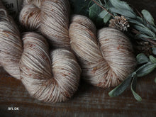 Load image into Gallery viewer, Hollow Birch - Vibrance collection - BFL DK - Fall for November yarns