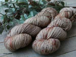 Hollow Birch - Vibrance collection - Lavish MCN - Fall for November yarns