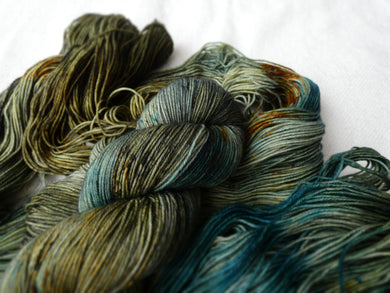 Muskeg - Vibrance collection - Fall for November yarns