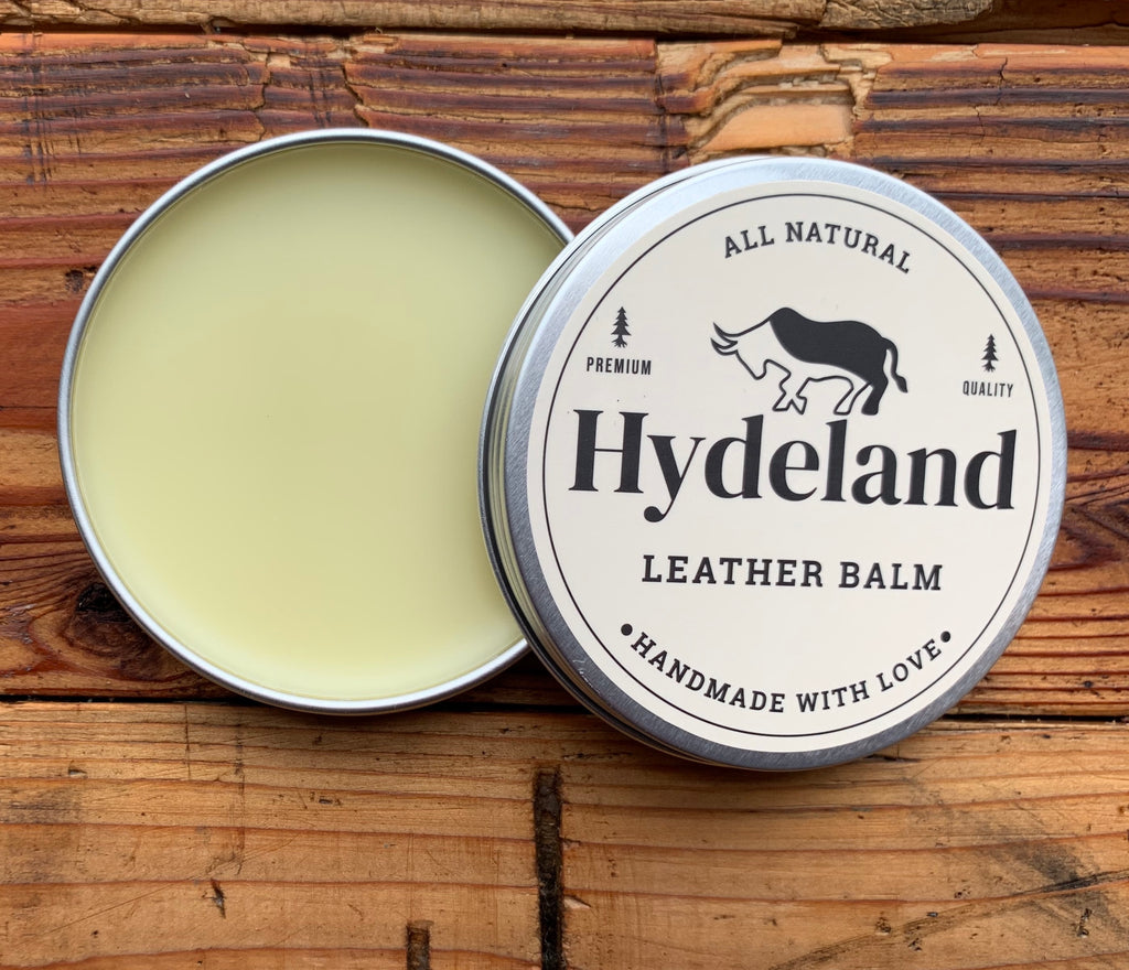 Hydeland's Leather Balm - 30ml
