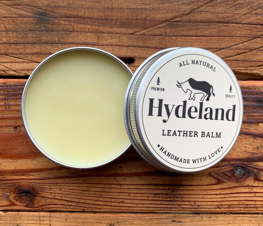 Hydeland's Leather Balm - 60ml