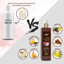 Load image into Gallery viewer, Wow Onion Hair Oil With Essential Oils Hair Regrowth Oil For Hair Treatment 200ml [colour]- Hautie UK, #Nightfashion | #Underfashion