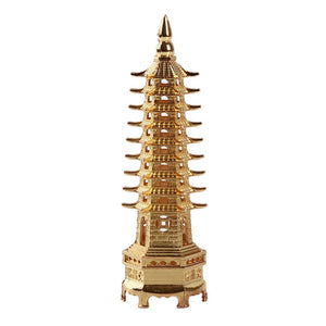 Fengshui Pagoda Education Tower for Student [colour]- Hautie UK, #Nightfashion | #Underfashion