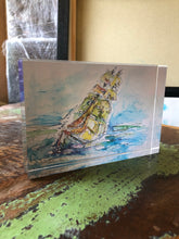 "Laden Sie das Bild in den Galerie-Viewer, Acrylblock ""Gorch Fock"""