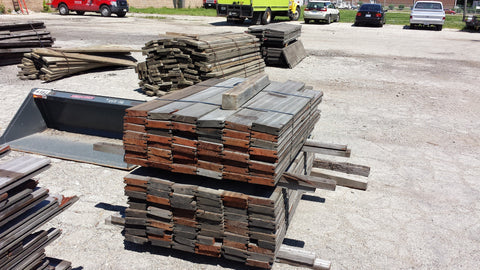 Reclaimed African Ironwood