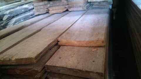 Reclaimed Red/White Oak Thresher Flooring
