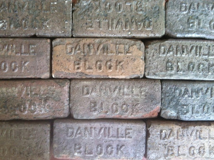 DANVILLE BLOCK Brick Pavers