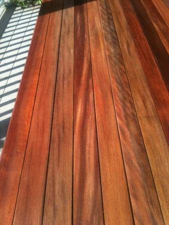 Reclaimed Exotic Japanese & Euro Beech Wood