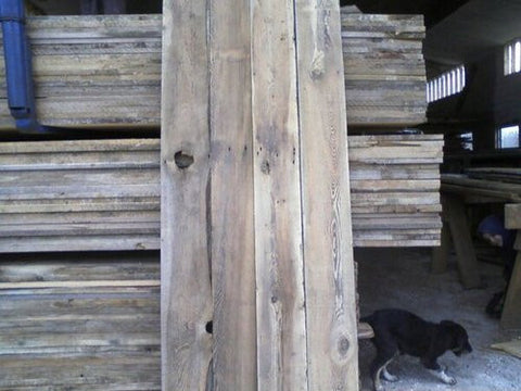 Reclaimed Barn Wood Siding