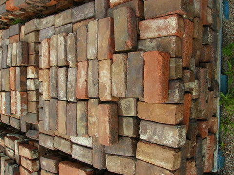 Reclaimed Brick Pavers
