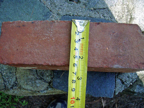 Reclaimed, New England Brick