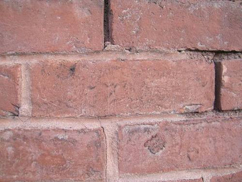 Reclaimed Red Paver Brick