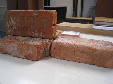 Reclaimed 19th Century Brick
