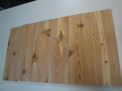 Reclaimed Antique Long Leaf Heart Pine
