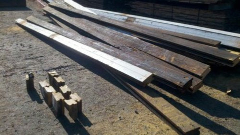 Heartpine Decking & Beams