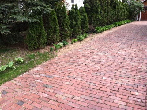 Reclaimed Metropolitan Street Pavers (Bricks)